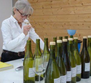 Nathalie Jeannot, vigneronne, Chapelle de Novilis.